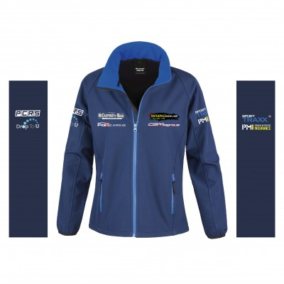 pacenotes ladies jacket